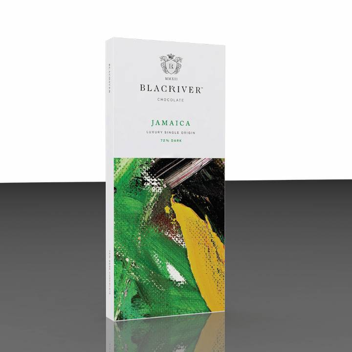 Jamaica Single Origin 72% Dark Chocolate