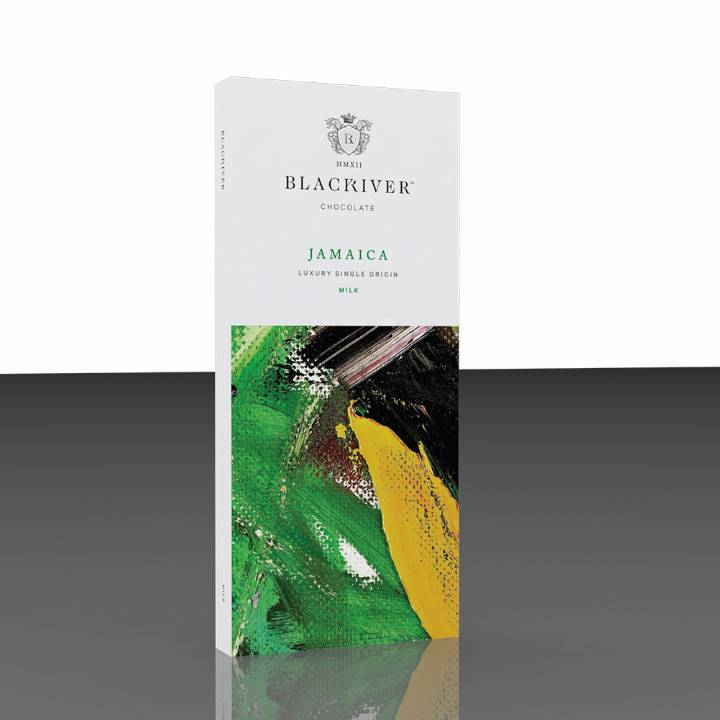Jamaica Single Origin 48% Cocoa Milk Chocolate